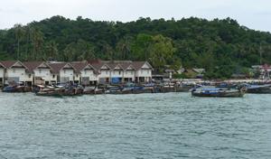 een kustgemeenschap