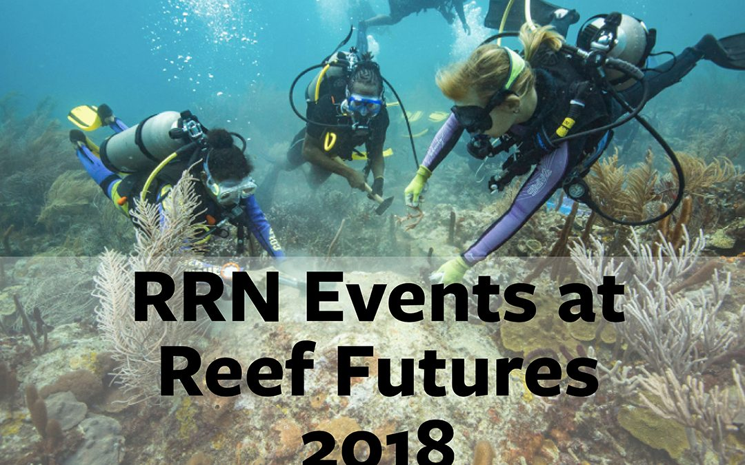 RRN Events at Reef Futures 2018