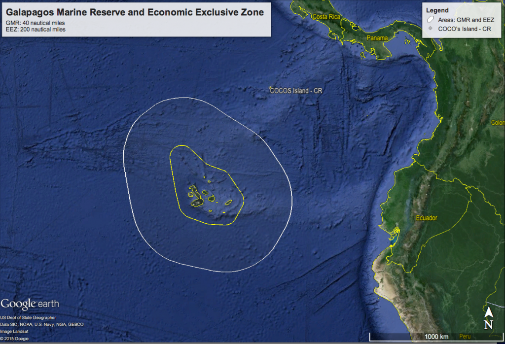 Ecuador Fisheries Management Reef Resilience