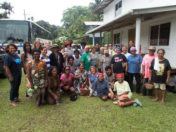 Women in Climate Adaptation: A Pacific Island Learning Exchange