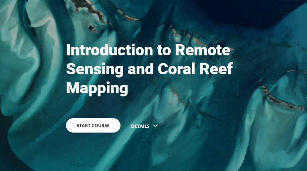 coral mapping course